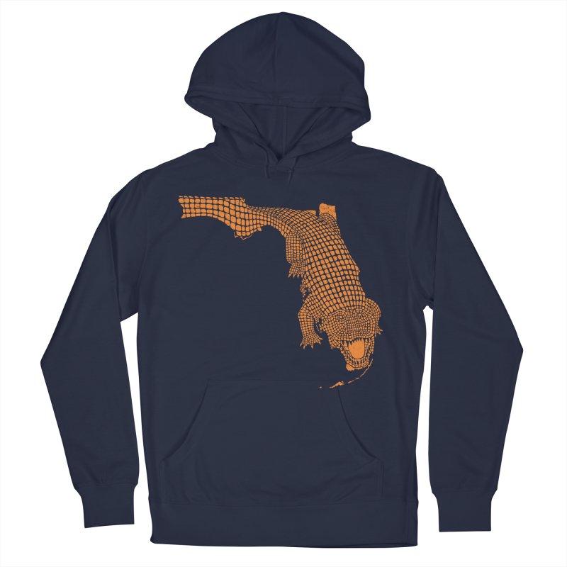 Florida Gator 2 Men's Pullover Hoody by Jason McDade