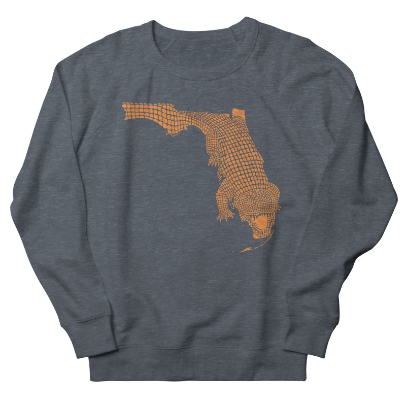 Florida Gator 2 Women's Sweatshirt by Jason McDade
