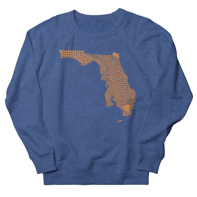 Florida Gator 2 Men's Sweatshirt by Jason McDade