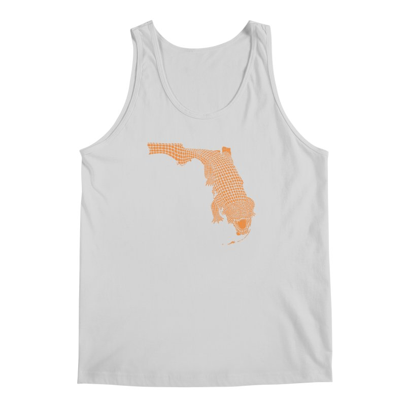 Florida Gator 2 Men's Tank by Jason McDade