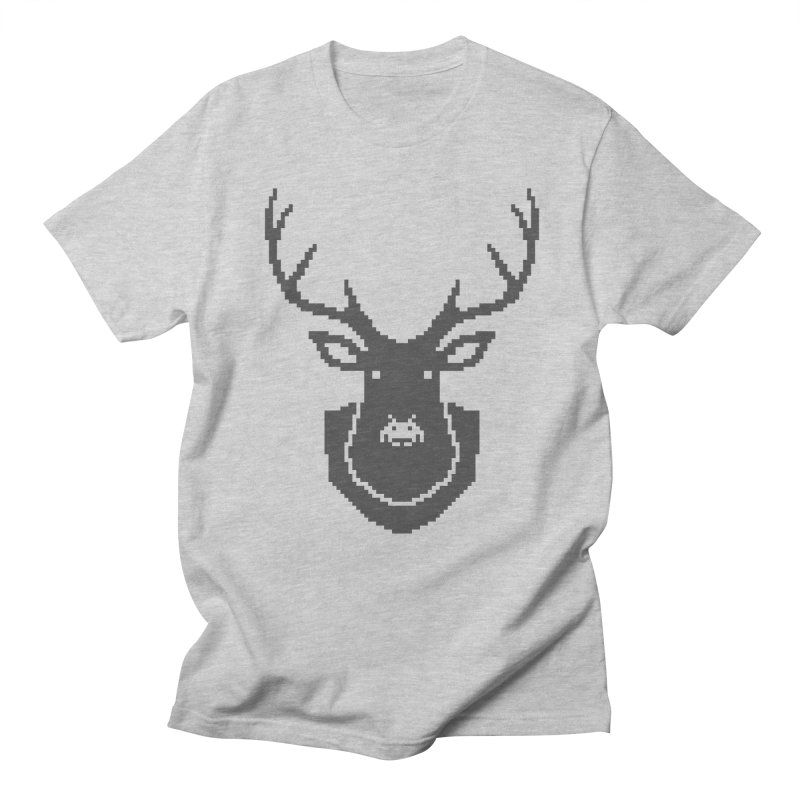 Big Game Hunting Men's T-shirt by Jason McDade