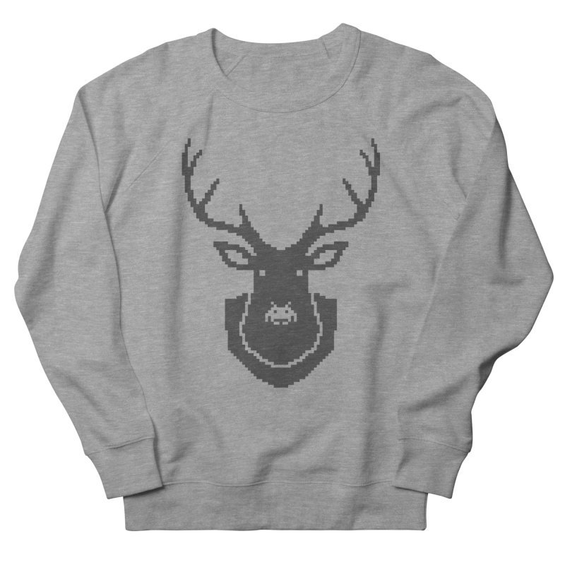 Big Game Hunting Men's Sweatshirt by Jason McDade