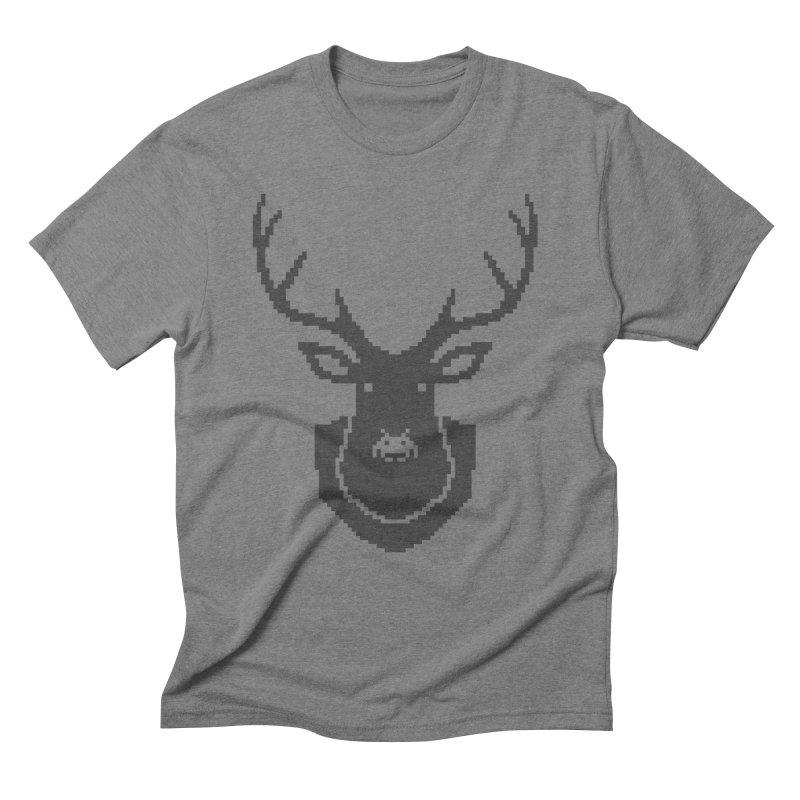 Big Game Hunting Men's Triblend T-shirt by Jason McDade
