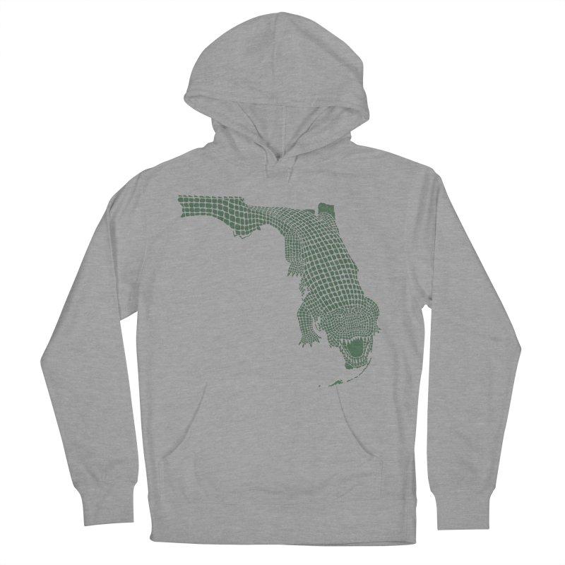 Florida Gator Women's Pullover Hoody by Jason McDade