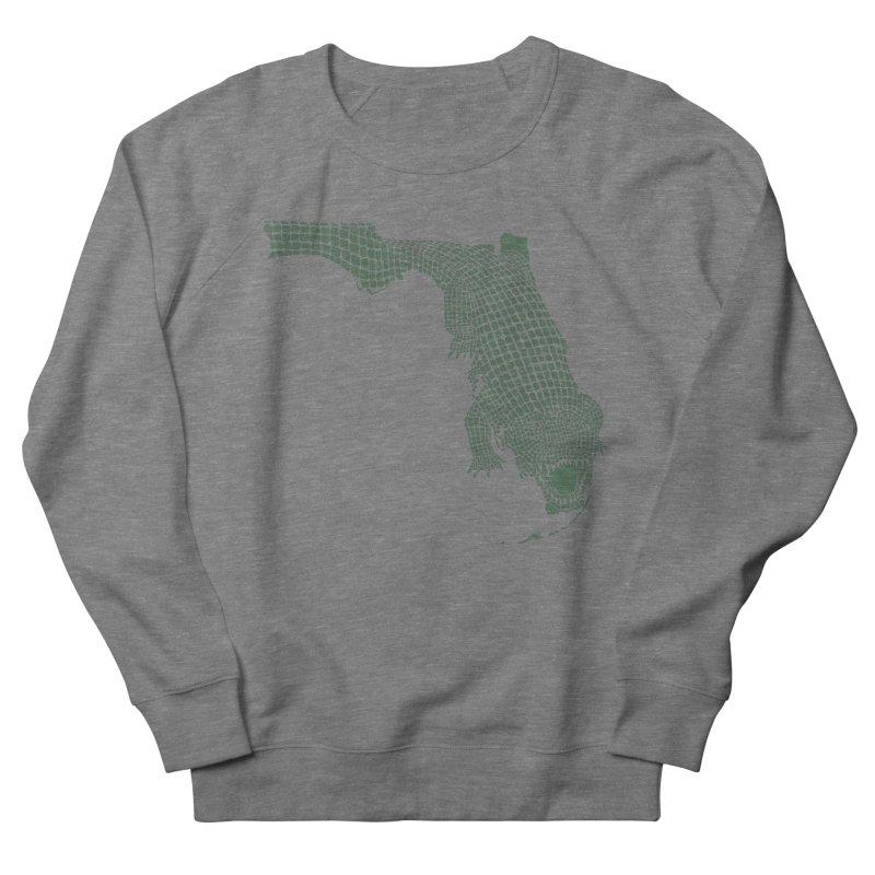 Florida Gator Men's French Terry Sweatshirt by Jason McDade