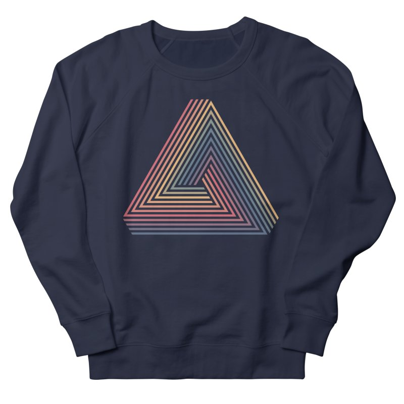 Penrose Triangle Women's Sweatshirt by Jason McDade