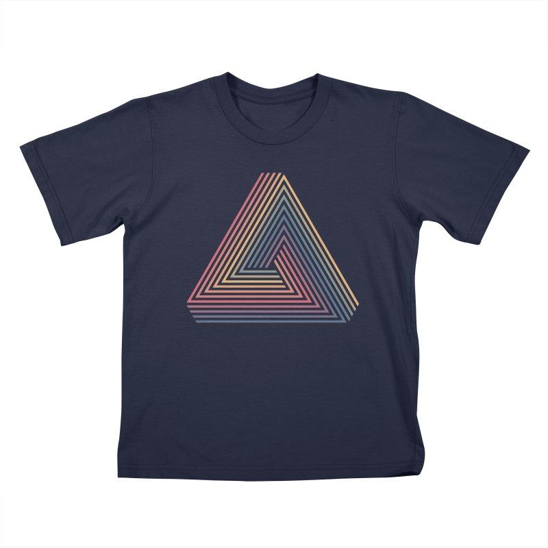Penrose Triangle   by Jason McDade