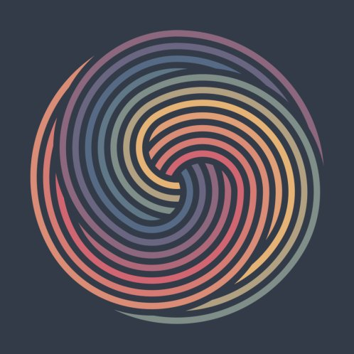 Design for Penrose Spiral