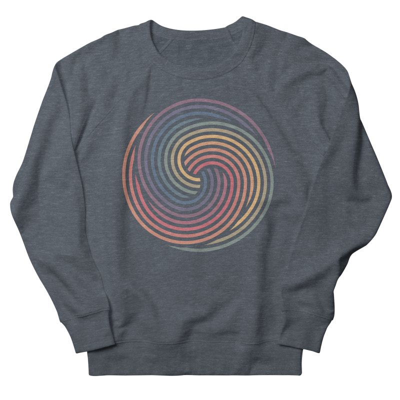 Penrose Spiral Women's Sweatshirt by Jason McDade