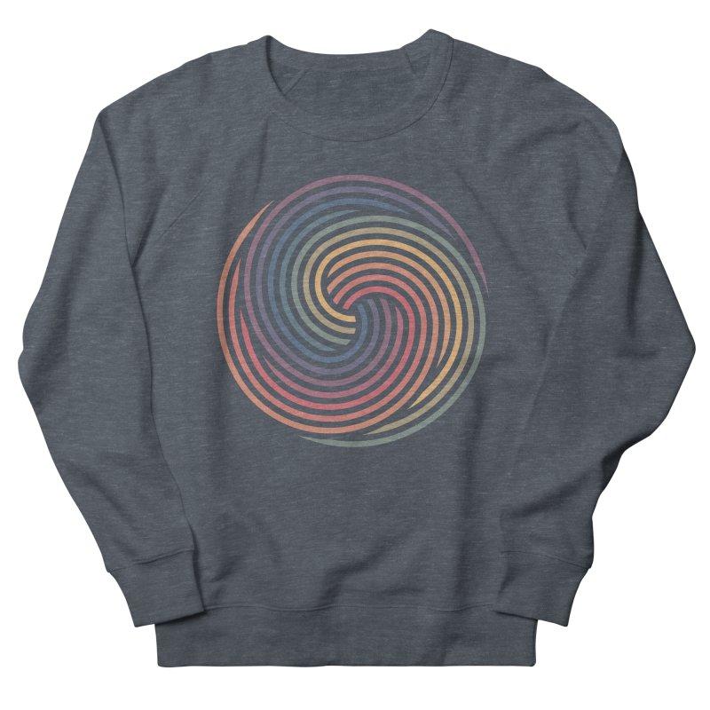 Penrose Spiral Men's Sweatshirt by Jason McDade