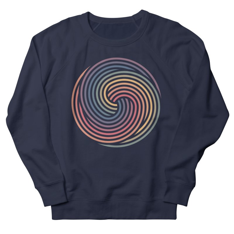 Penrose Spiral Men's Sweatshirt by Jason McDade