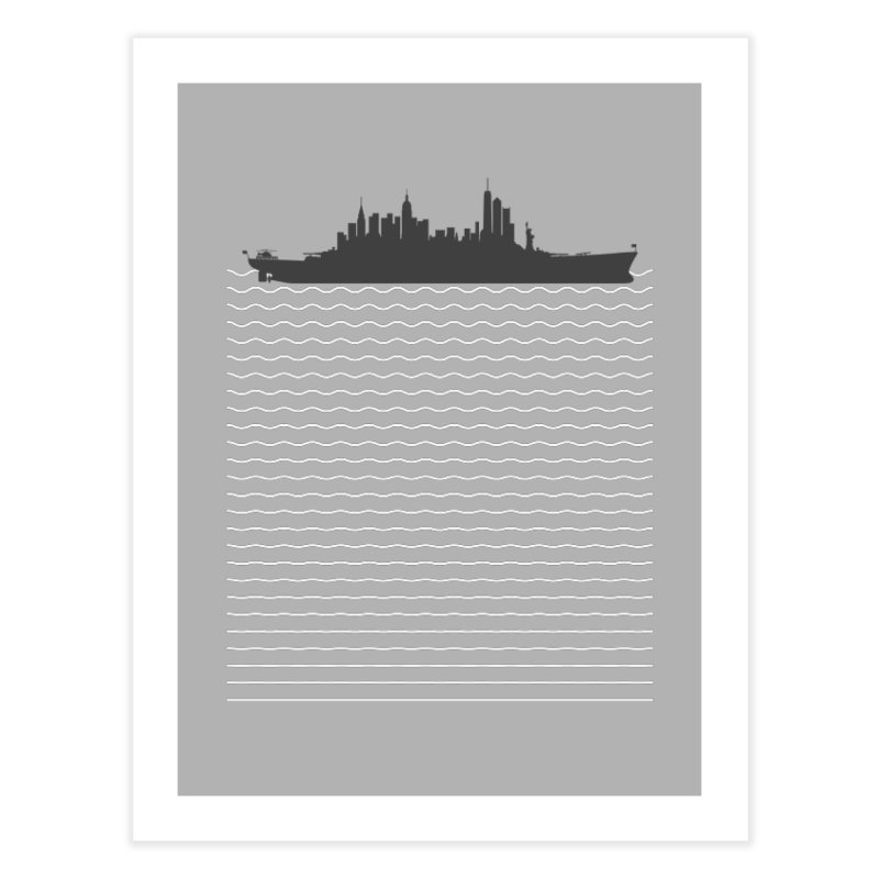 U.S.S. NYC   by Jason McDade