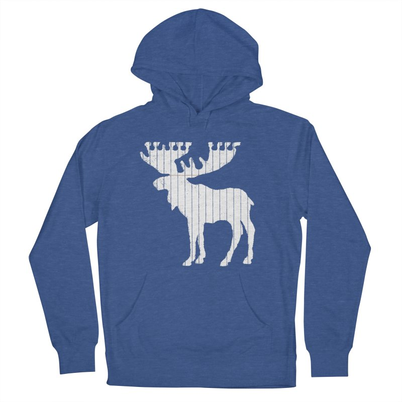 Moose Leaf Women's Pullover Hoody by Jason McDade