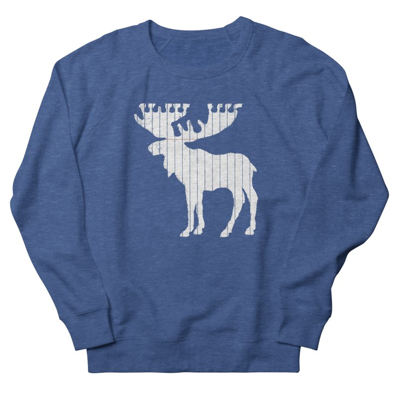 Moose Leaf Men's Sweatshirt by Jason McDade