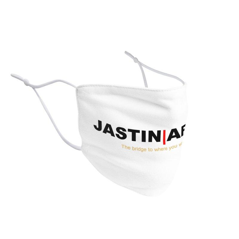 Jastin Artis Apparel (Black) Accessories Face Mask by Artis Shop