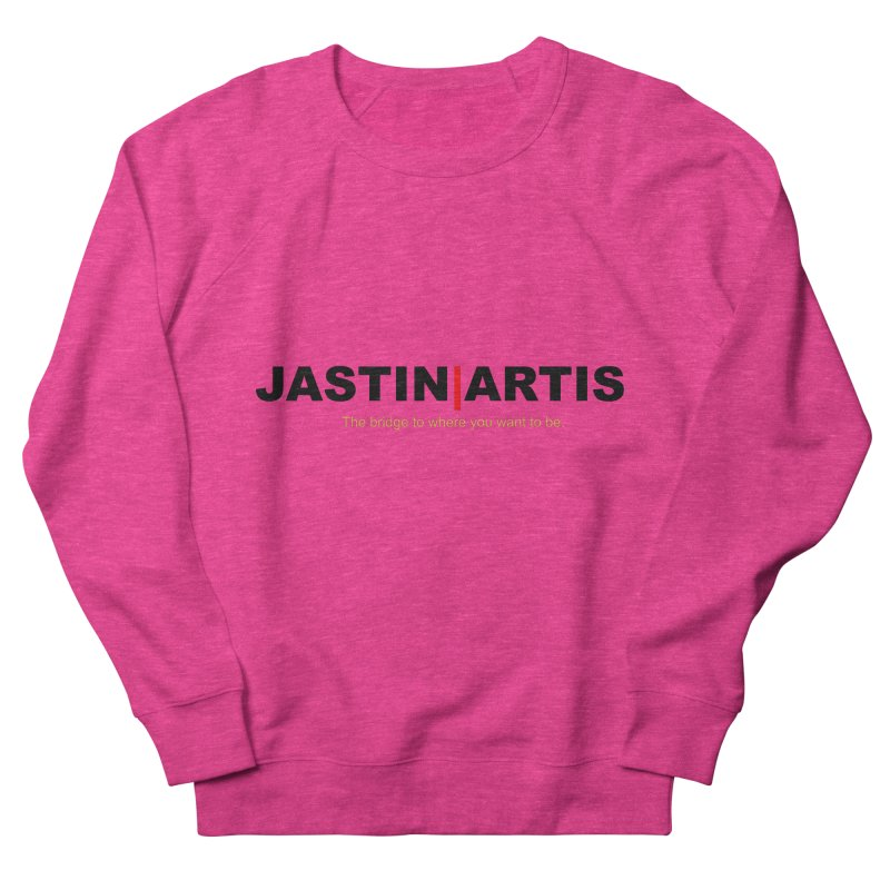 Jastin Artis Apparel (Black) Women's Sweatshirt by Artis Shop