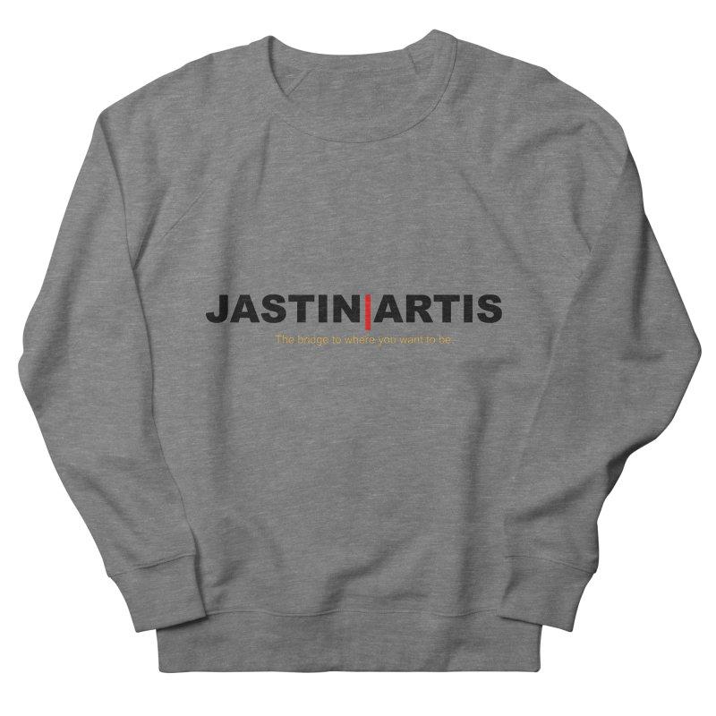 Jastin Artis Apparel (Black) Men's Sweatshirt by Artis Shop