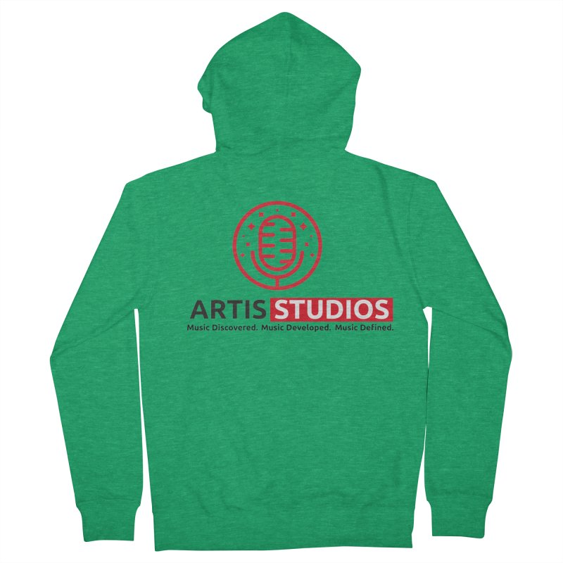 Artis Studios Men's Zip-Up Hoody by Artis Shop
