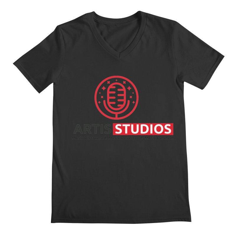 Artis Studios Men's V-Neck by Artis Shop