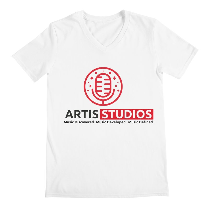 Artis Studios Men's V-Neck by Artis Shop