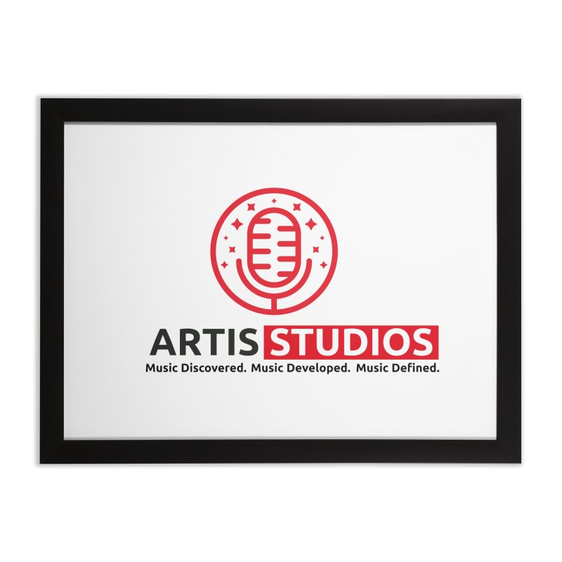Artis Studios Home Framed Fine Art Print by Artis Shop