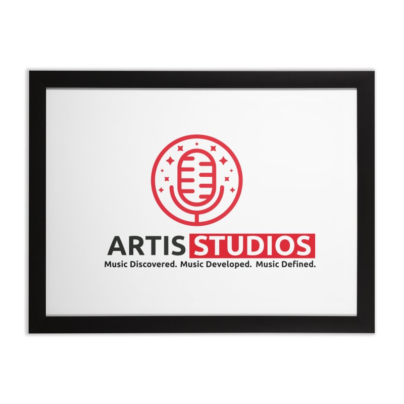 Artis Studios Home Framed Fine Art Print by Artis Shop