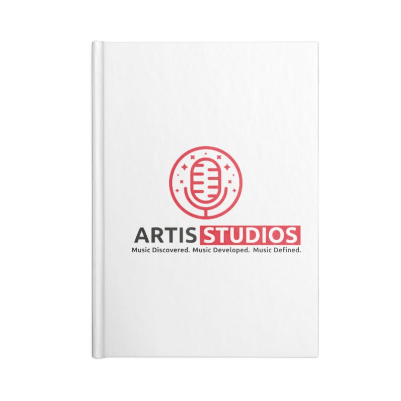 Artis Studios Accessories Notebook by Artis Shop