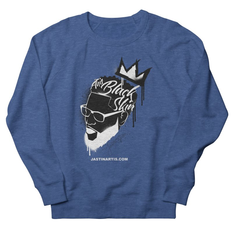 This Black Skin Women's Sweatshirt by Artis Shop