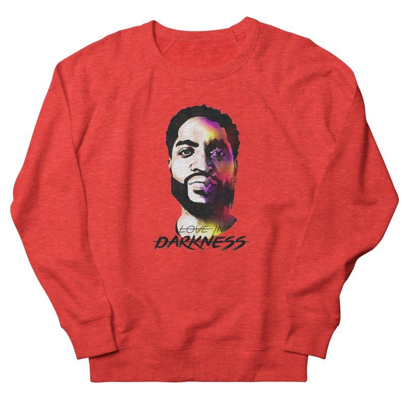 Love in Darkness Merch (black text) Women's Sweatshirt by Artis Shop