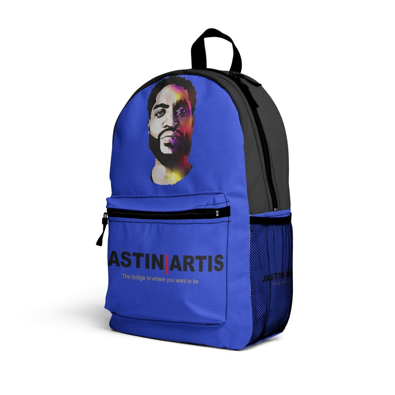 Jastin Artis Apparel Accessories Bag by Artis Shop