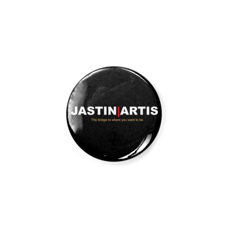 Jastin Artis Apparel Accessories Button by Artis Shop