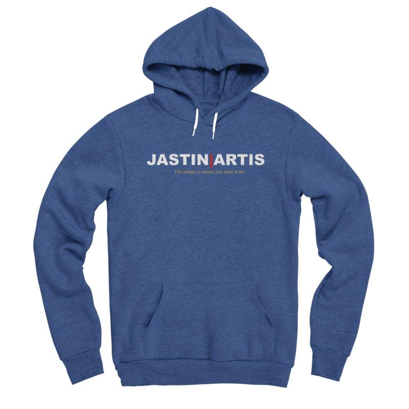 Jastin Artis Apparel (White) Women's Pullover Hoody by Artis Shop