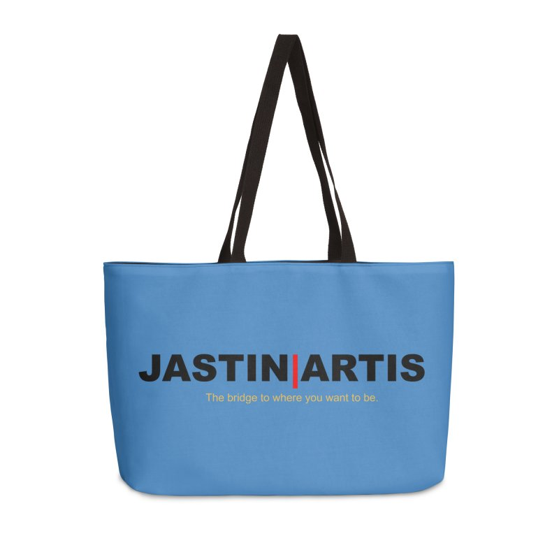 Jastin Artis Apparel Accessories Weekender Bag Bag by Artis Shop