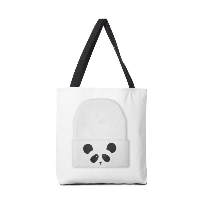Hello Panda! Accessories Bag by javeriahashmi's Shop