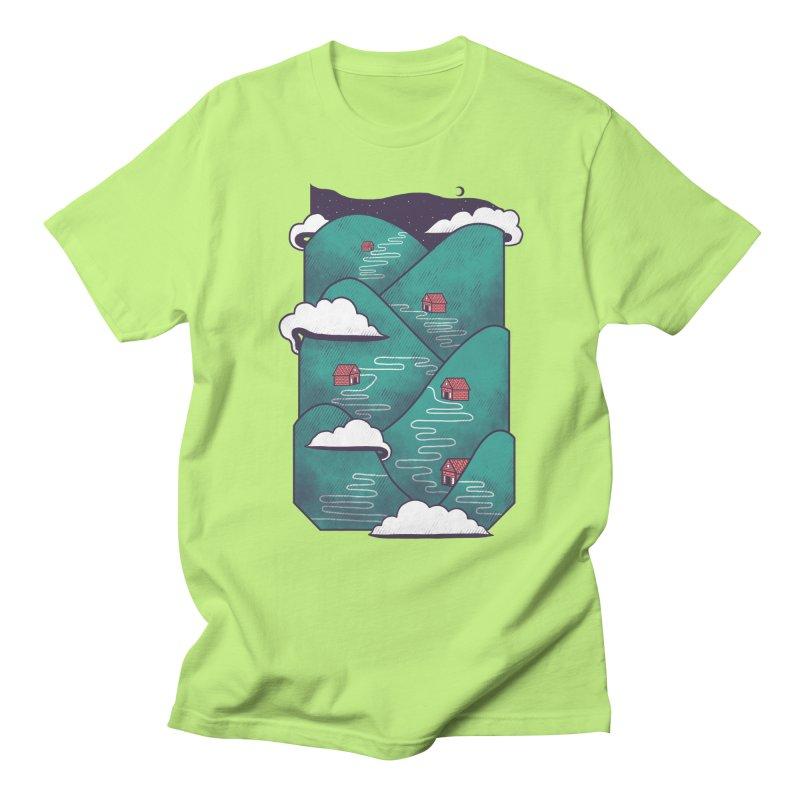 Valley Men's T-Shirt by Jaxxer Apparel