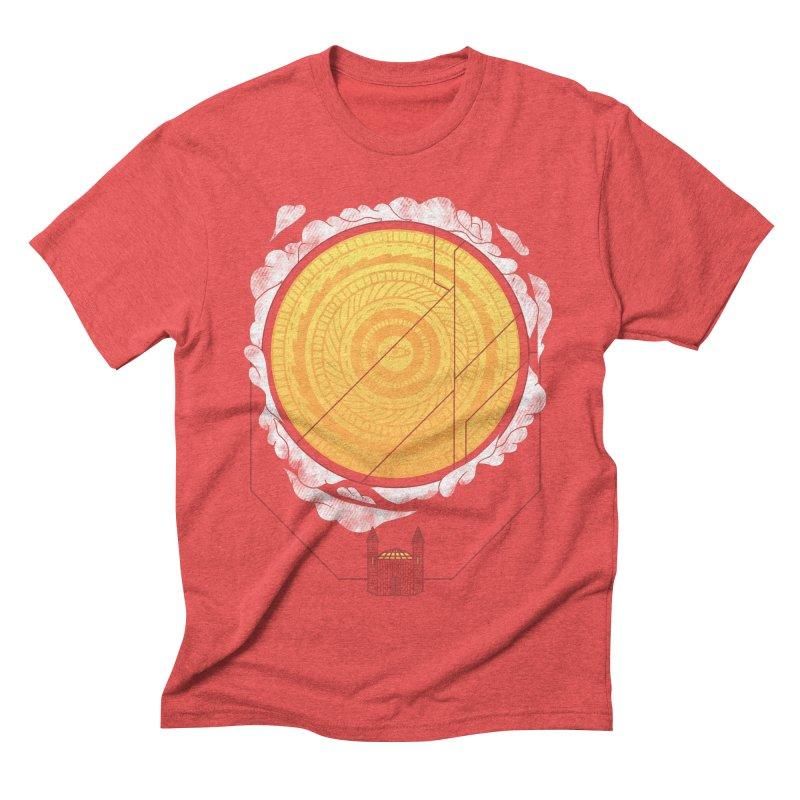 Sundome Men's Triblend T-shirt by Jaxxer Apparel