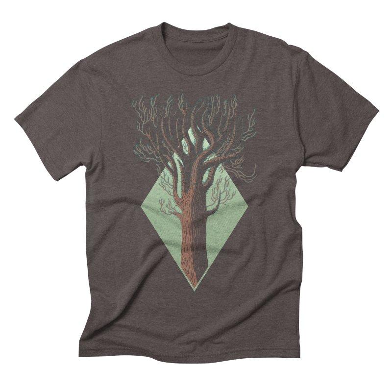 In Spring Men's Triblend T-shirt by Jaxxer Apparel