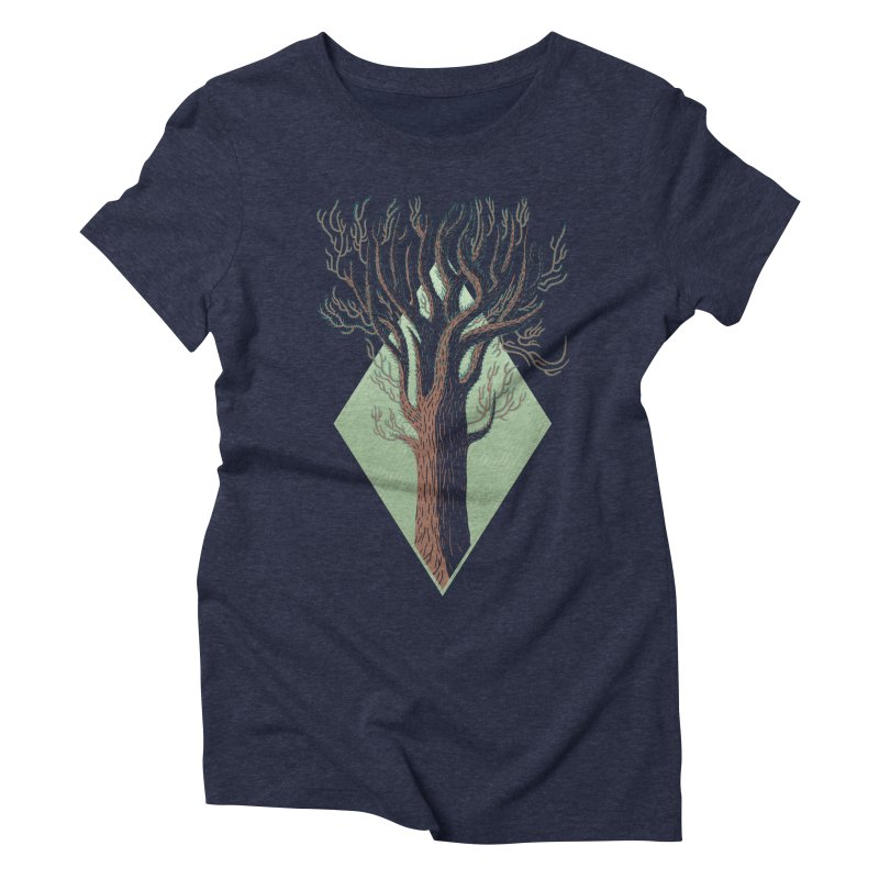 In Spring Women's Triblend T-shirt by Jaxxer Apparel
