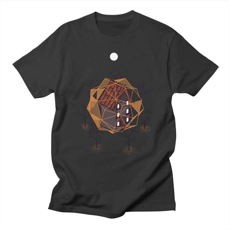 Cabin In The Woods 2 Men's T-Shirt by Jaxxer Apparel