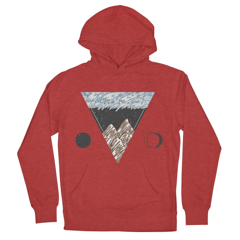 Cold Mountains Women's Pullover Hoody by Jaxxer Apparel