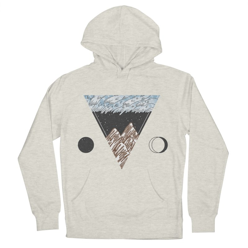 Cold Mountains Men's Pullover Hoody by Jaxxer Apparel