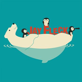 jayfleck's Artist Shop Logo