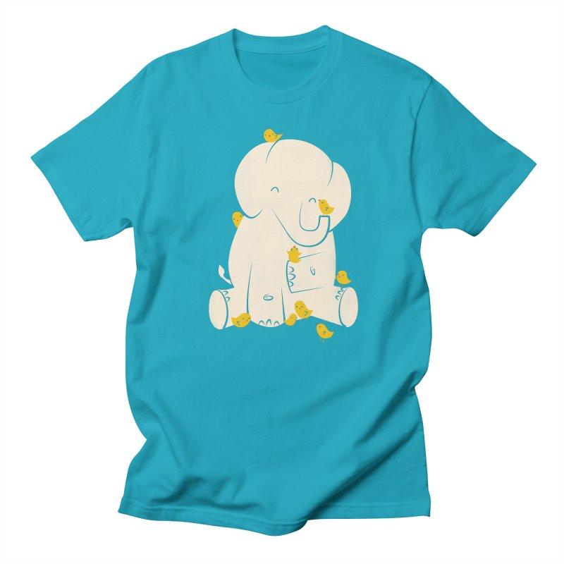 Big Mama Men's T-shirt by jayfleck's Artist Shop