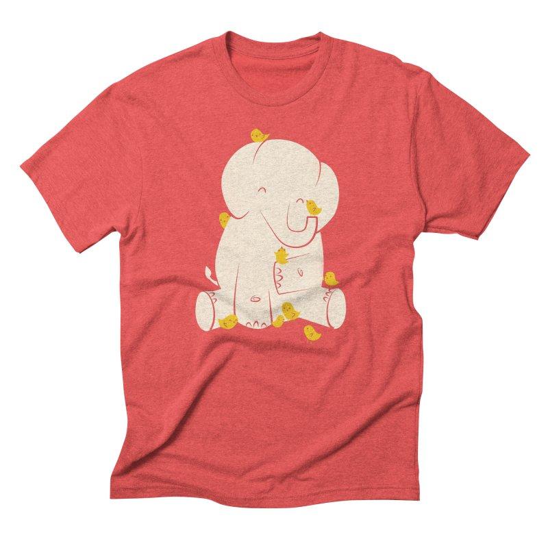 Big Mama Men's Triblend T-Shirt by jayfleck's Artist Shop