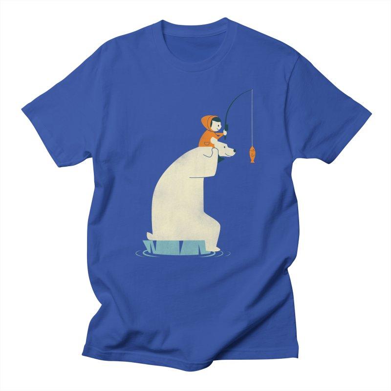 Dinner For Two Men's T-shirt by jayfleck's Artist Shop