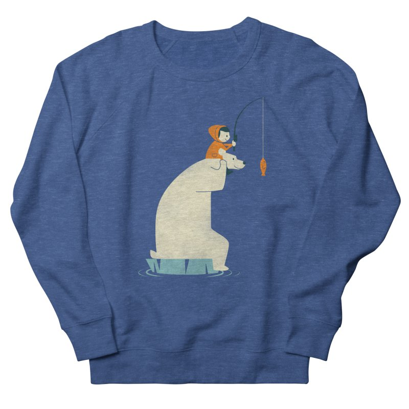 Dinner For Two Men's French Terry Sweatshirt by jayfleck's Artist Shop