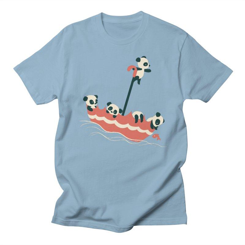 Float On Men's Regular T-Shirt by jayfleck's Artist Shop
