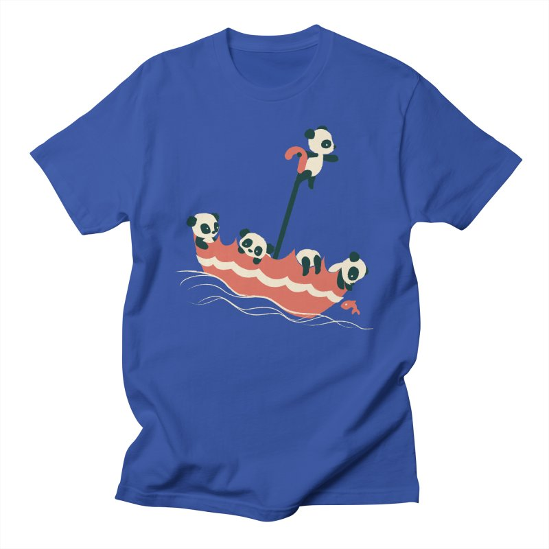 Float On Men's T-shirt by jayfleck's Artist Shop