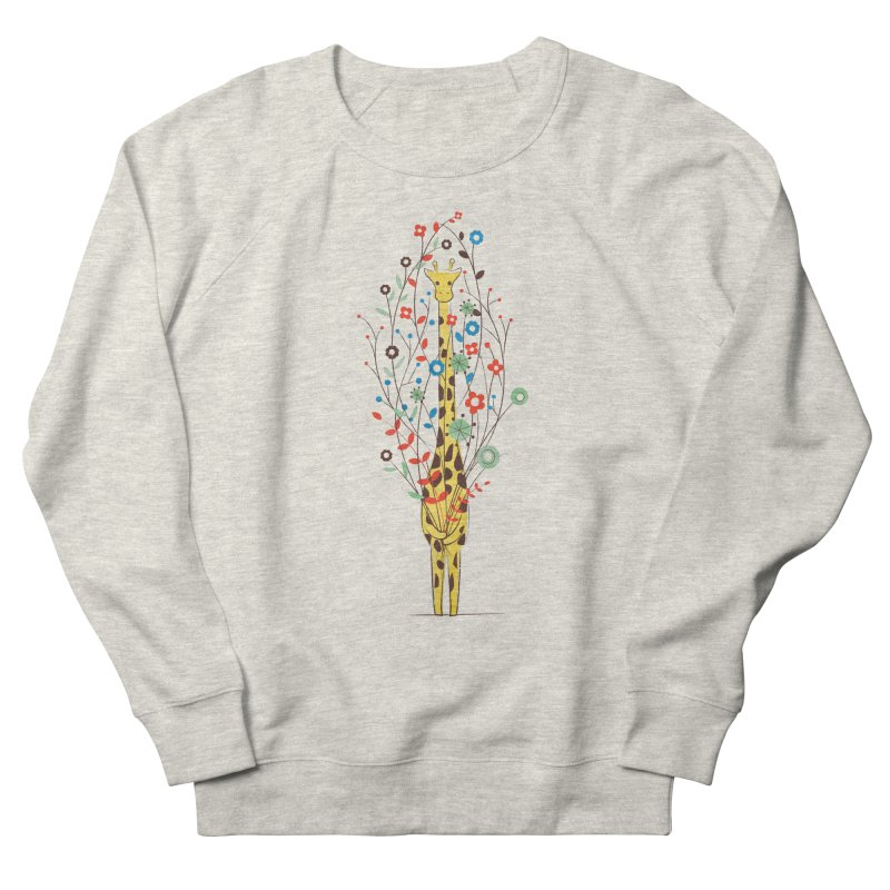 I Brought You These Flowers Men's French Terry Sweatshirt by jayfleck's Artist Shop