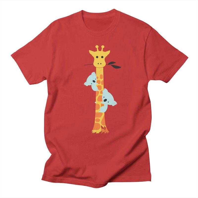 I'll Be Your Tree Men's Regular T-Shirt by jayfleck's Artist Shop